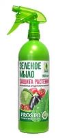 Зеленое мыло (спрей) PROSTO