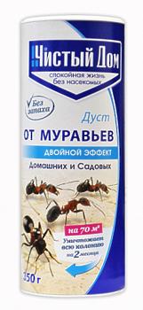 Дуст от муравьев 350гр.