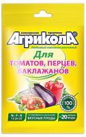 Удобрение для томатов и перца 50гр