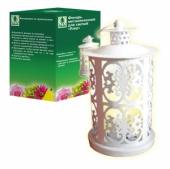 Фонарь садовый Узор для свечей