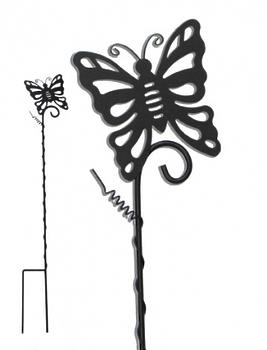 Поддержка для растений Бабочка