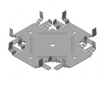 Соединитель профиля одноуровневый(краб) для ПП60/27 Кнауф
