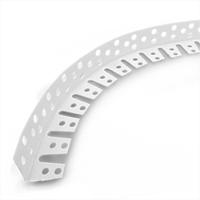 Уголок арочный ПВХ перфорированный 25х25 3 м