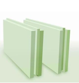 ПГП Пазогребневые блоки Кнауф полнотелые влагостойкие 500х667х100 мм