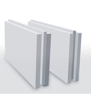 ПГП Пазогребневые блоки Кнауф полнотелые обычные 500х667х80 мм