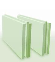 ПГП Пазогребневые блоки Кнауф полнотелые влагостойкие 500х667х80 мм Кнауф