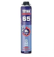 Пена монтажная TYTAN 65  профессиональная 750 мл/зимняя
