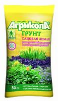 Земля садовая Агрикола Универсальный грунт 50л