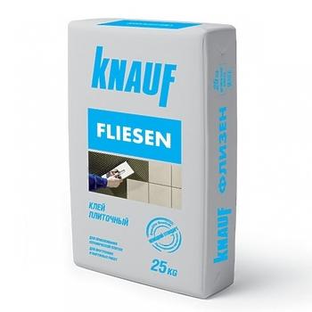 Плиточный клей Флизен 25 кг Кнауф
