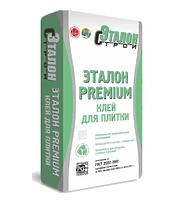 Клей для плитки Эталон Premium 25кг
