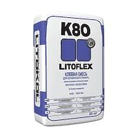 Плиточный клей Литокол К-80 25 кг