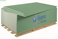 Гипсокартон Гипрок Аква Оптима 2500x1200x12,5мм
