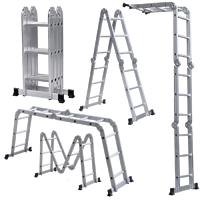 Лестница 4х5 трансформер профессиональная