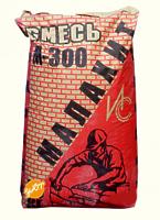 Пескобетон Малахит М-300 40кг