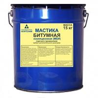Мастика битумная МБИ изоляционная 15кг/Нефтехим