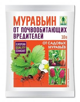 Муравьин (средство от муравьев) 50гр