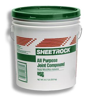 Шпаклевка Шитрок (Sheetrock) готовая 28 кг