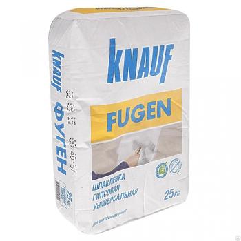 Шпаклевка Фюген (FUGEN) Кнауф 25 кг
