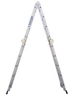 Лестница 4+5 ступеней трансформер